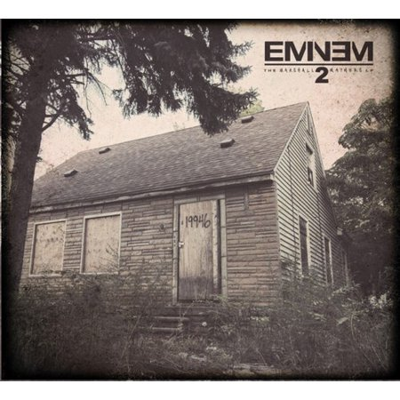 The Marshall Mathers Lp2  Explicit