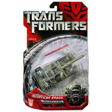 Transformers Deluxe Decepticon Brawl Action Figure [Devastator]