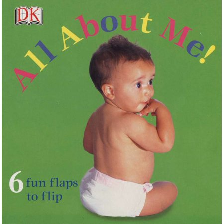 All About Me (Board Book) - All About Me Math