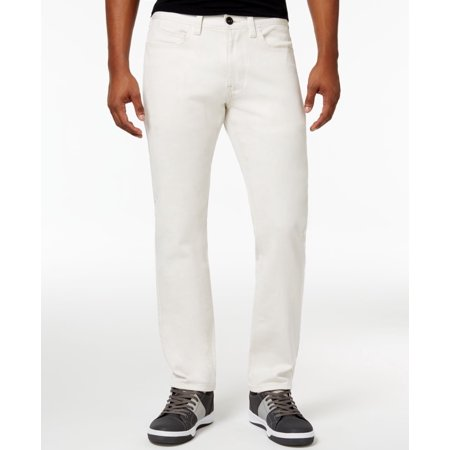 Sean John Mens 5-Pocket Straight Leg Jeans (Sean John Jeans)
