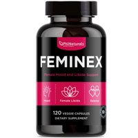 Feminex Female Libido Enhancer Pills by Phi Naturals