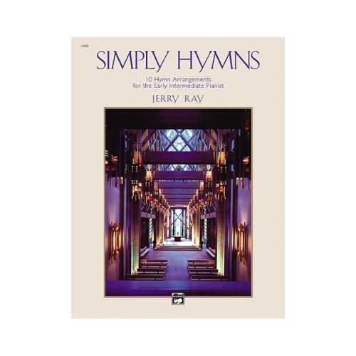 Simply Hymns - Piano - Early Intermediate