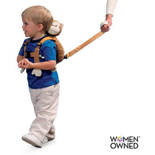 Goldbug 2 In 1 Monkey Child Safety Harness Walmart Com