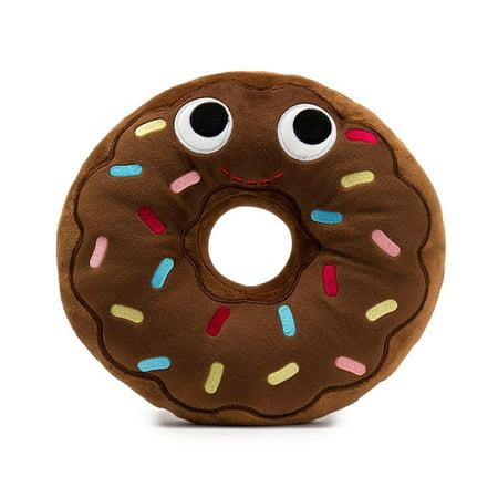 Yummy Donut - Yummy World Ben Chocolate Donut Medium Plush