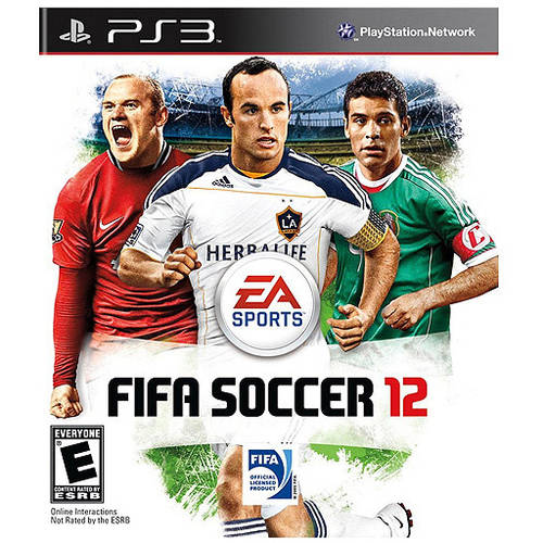 FIFA Soccer 12 (PS3) - Pre-Owned