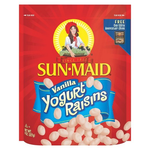 Sun-Maid Yogurt Raisins, 8 Oz