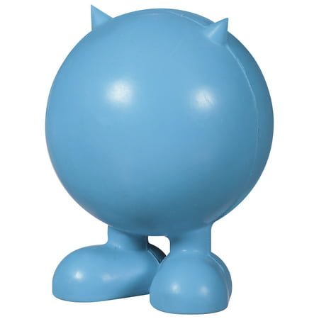 JW Pet Bad Cuz Rubber Ball Dog Toy Medium