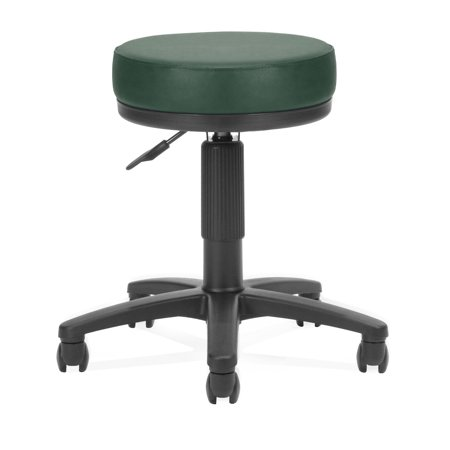 OFM Model 902-VAM Anti-Microbial/Anti-Bacterial Vinyl Utility Stool, Teal (Craft Table Stool)