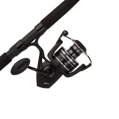 PENN Pursuit III Spinning Reel and Fishing Rod (Best Inshore Rod And Reel)