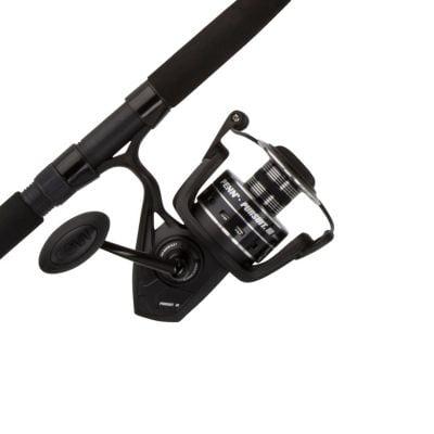 PENN Pursuit III Spinning Reel and Fishing Rod Combo thebookongonefishing