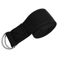 Yoga Stretching Strap Adjustable Yoga Belt Yoga Band with D-Ring Buckle 250*3.8cm