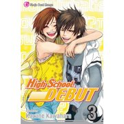 High School Debut, Vol. 3 - eBook