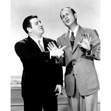 One Night In The Tropics Lou Costello Bud Abbott [Abbott And Costello] 1940 Photo Print