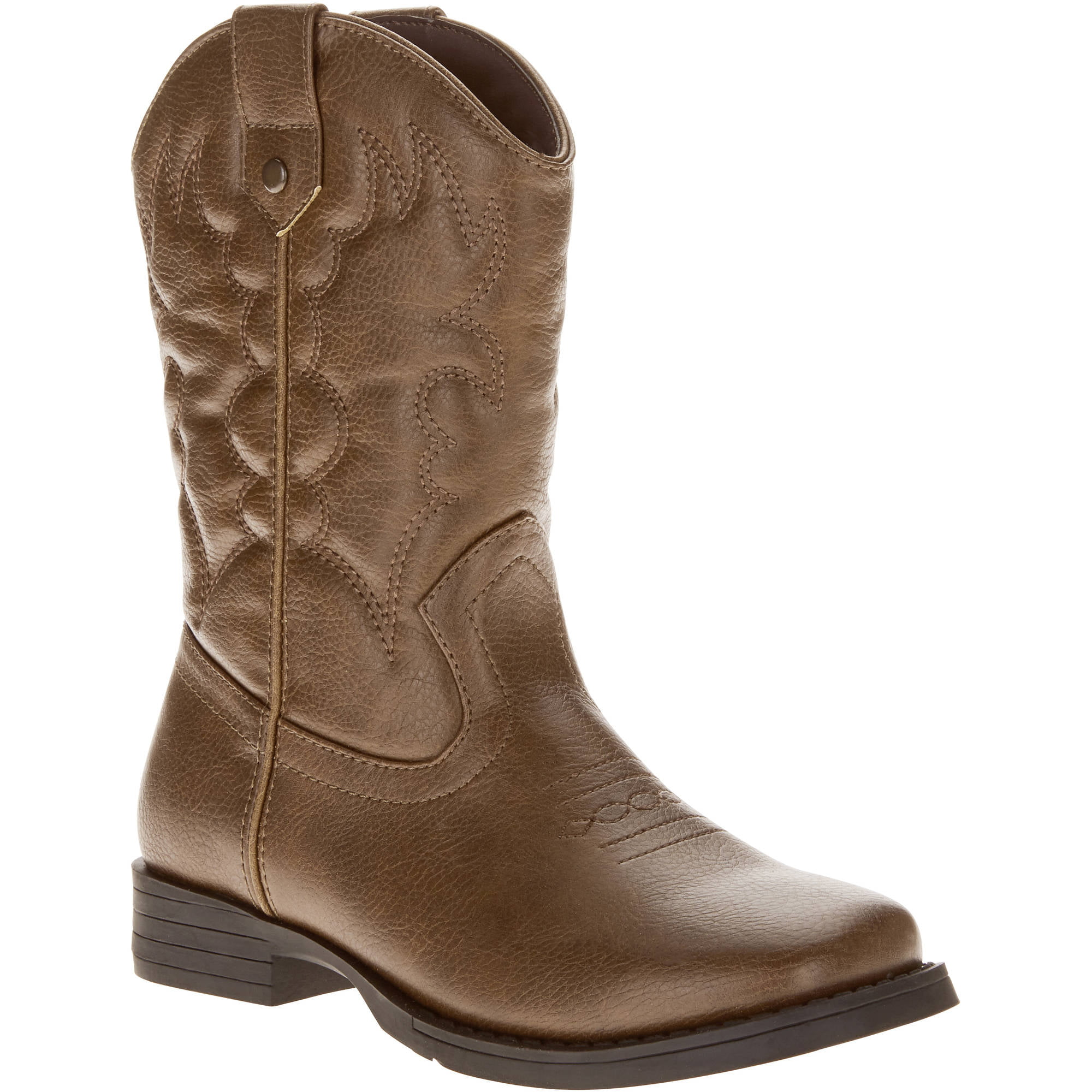 Faded Glory Boys' Cowboy Boot by FUJIAN XIN XIANG LONG FOOTWEAR CO.,LTD.