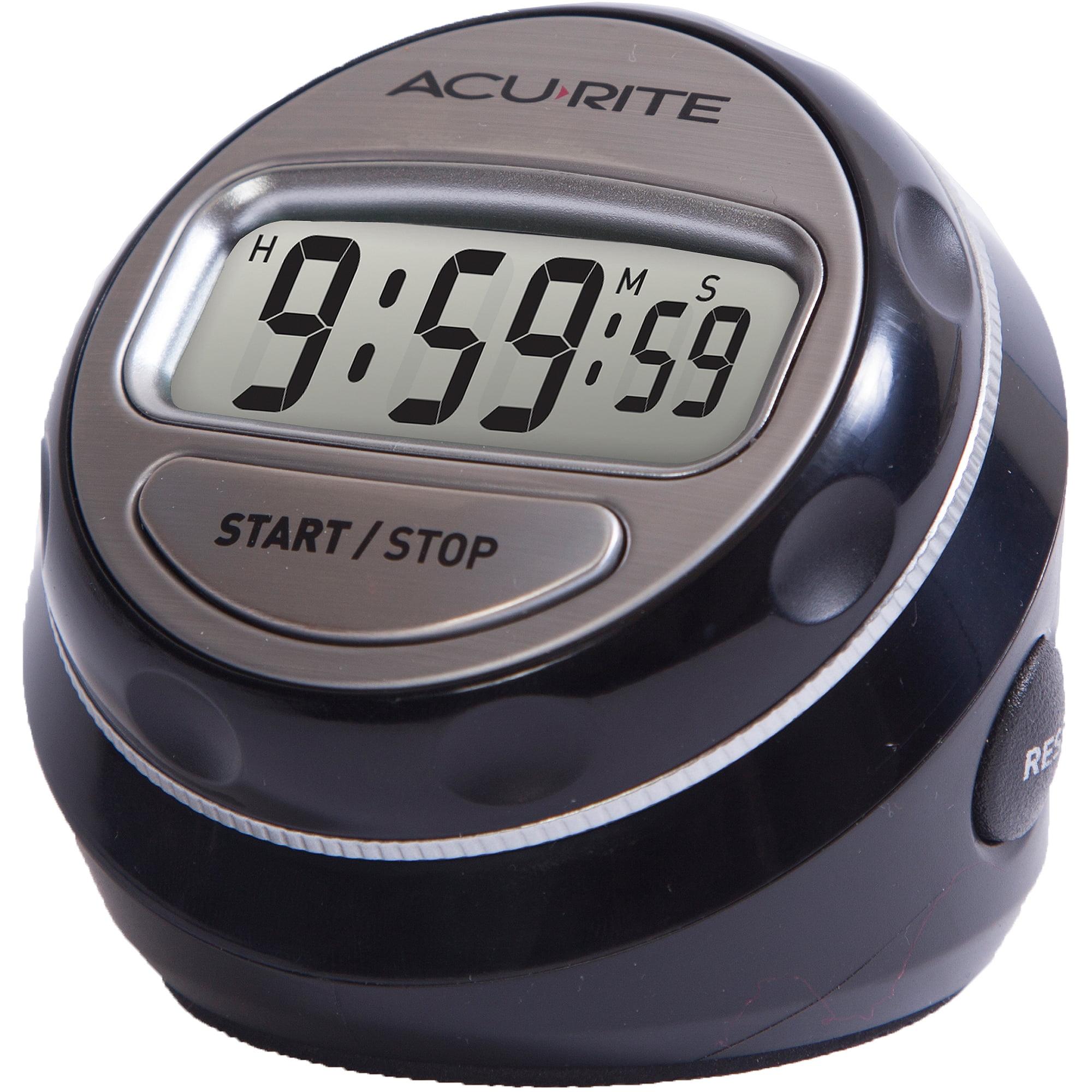 AcuRite Digital Twist Timer