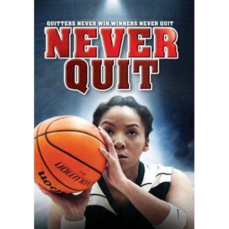 Never Quit (DVD)