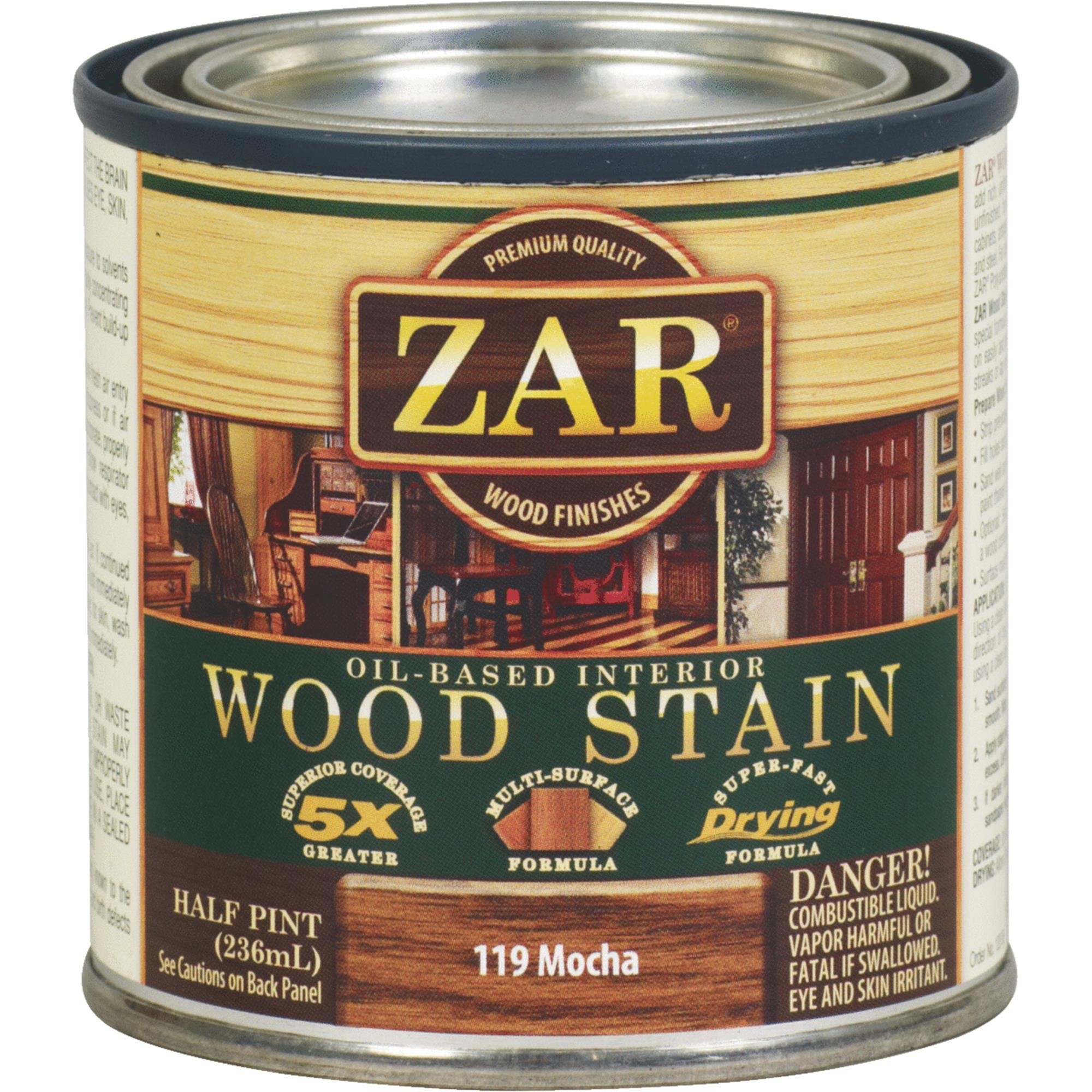 ZAR Oil-Based Wood Stain