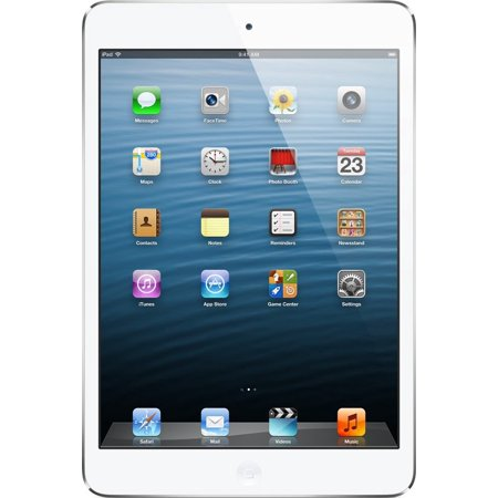 Apple iPad Mini 1 16GB White & Silver (Unlocked) Refurbished A ()