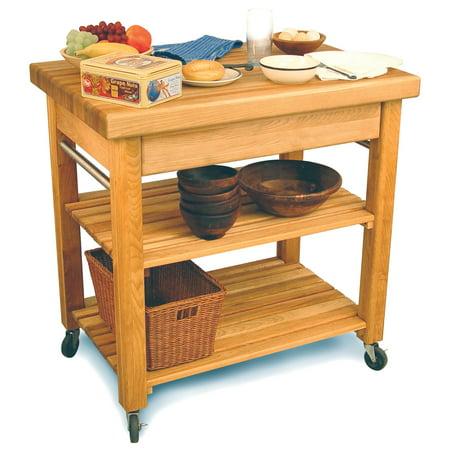 Catskill Beacon Kitchen Cart