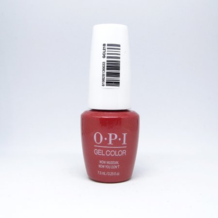 "OPI GelColor Soak-Off Gel Polish ""Now Museum, Now You Don"