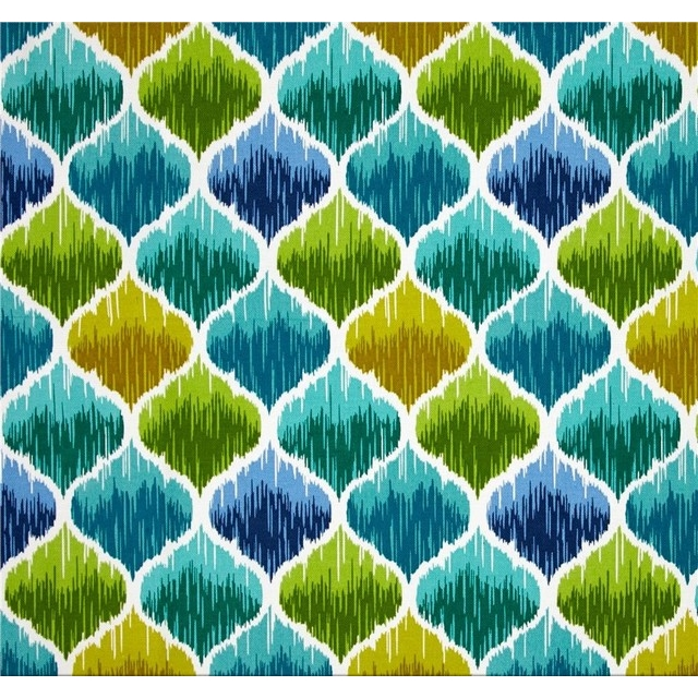 Jordan Manufacturing Outdoor Fabric By The Yard, Denali Caribbean