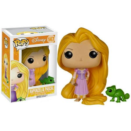 Funko Pop  Disney Tangled Rapunzel   Pascal
