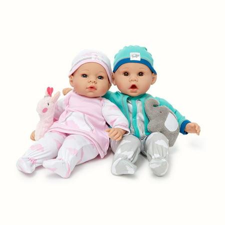 Madame Alexander Middleton Doll Newborn Twins #72855 Madame Alexander Classic Collectibles
