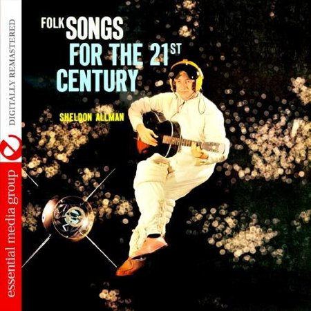Folk Songs for the 21st Century (CD) (Spanish Folk Songs)