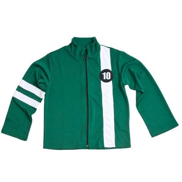 Exclusive Child Green Ben 10 Jacket