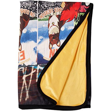 Cowboy Bebop - Group Sublimation Throw Blanket - image 1 of 1
