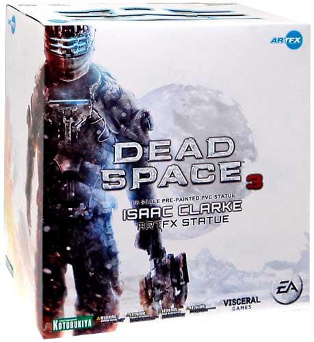 "Dead Space ArtFX Isaac Clarke 12.5"" Statue"