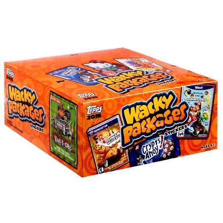 Wacky Packages Wacky Packages 2015 Trading Card Box