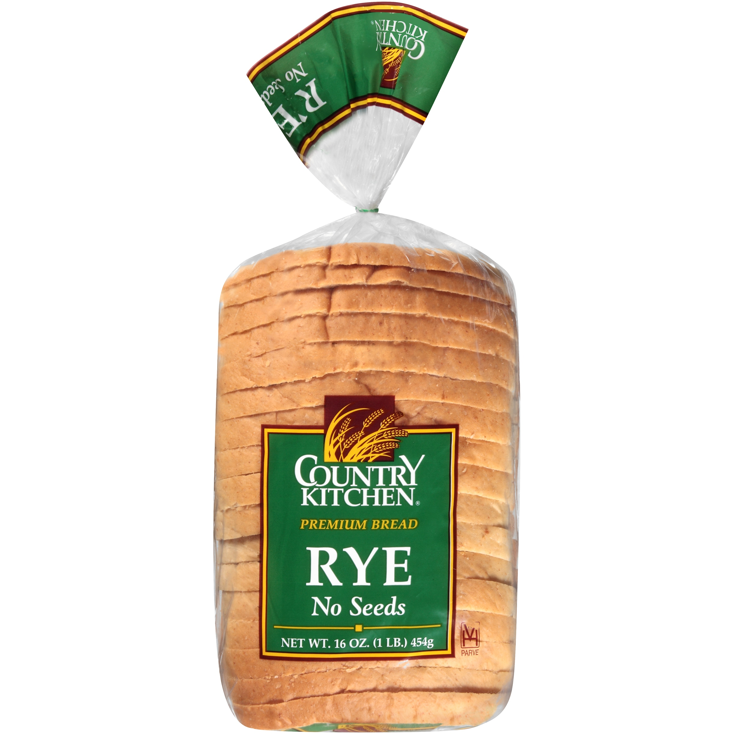 Country Kitchen® Rye No Seeds Bread 16 oz. Loaf