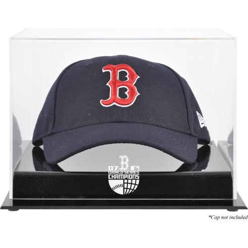 Boston Red Sox Fanatics Authentic 2007 World Series Champs Acrylic Cap Logo Display Case - No Size