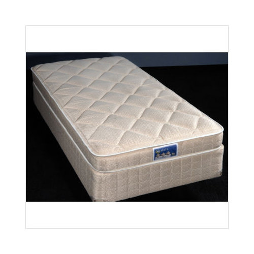 Serta Mattress SertaPedic Twin Twin Hatteras fort Foam