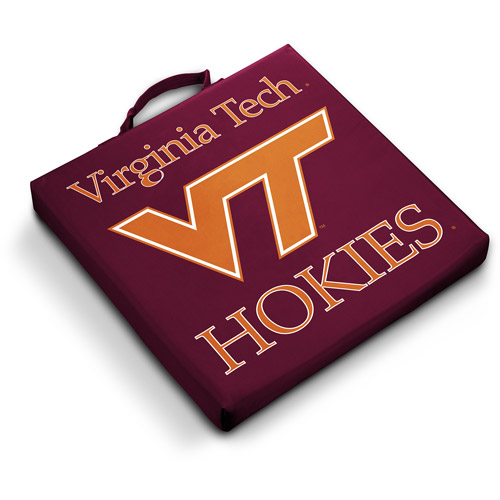 Logo Chair NCAA Virginia Tech Stadium Cushion