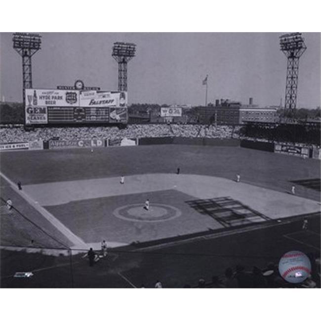 Photofile PFSAAGD02601 Sportsmans Park - - St. Louis Sepia Photo Sports - 10 x 8 - image 1 de 1