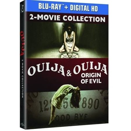 Ouija   Ouija  Origin Of Evil  Blu Ray   Digital Hd   Widescreen