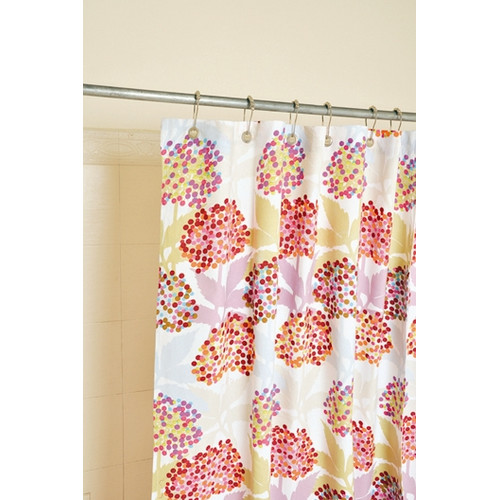 Karma Living Botanical Cotton Shower Curtain (Set of 2)