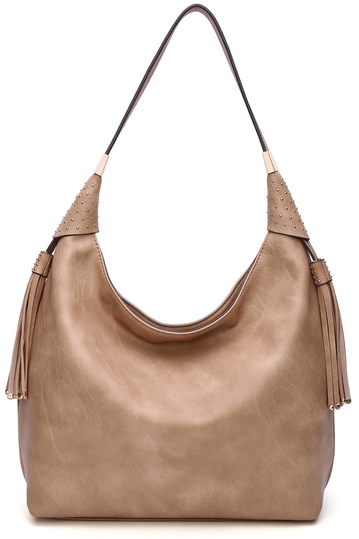 MKF Collection by Mia K Farrow - Alya Vegan Leather Fashion Hobo Bag -  Walmart.com 750b7316cea8f