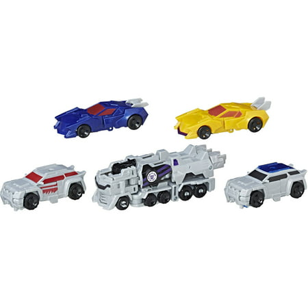 Transformers: Robots in Disguise Combiner Force Team Combiner (Tea Forte Gift)