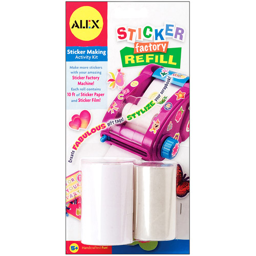 ALEX Toys - Sticker Factory Refill Kit