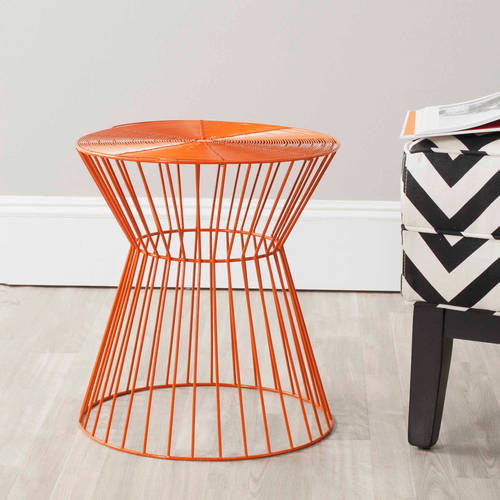 Safavieh Adele Iron Wire Stool, Multiple Colors by Safavieh