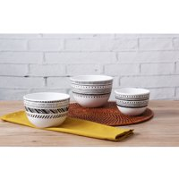 Deals on Mainstays Melamine Prep Bowl Set