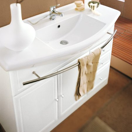 Acquaviva Archeda Ceramic Specialty Drop-In Bathroom Sink with ...