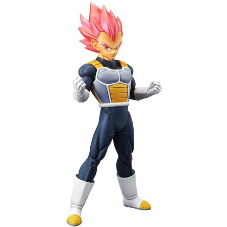 Dragon Ball Super Movie Cyokoku Buyuden Banpresto Figure - Super Saiyan God Vegeta ()