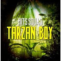Hits Squad - Tarzan Boy [CD]