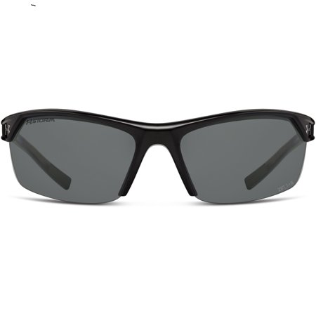 Under Armour Zone 2.0 Storm Polarized Shiny Black/ Gray