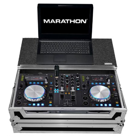 Marathon Professional MA-XDJR1LT Case-To-Hold 1 X Pioneer Xdjr1 Dj Music Controller Plus Laptop