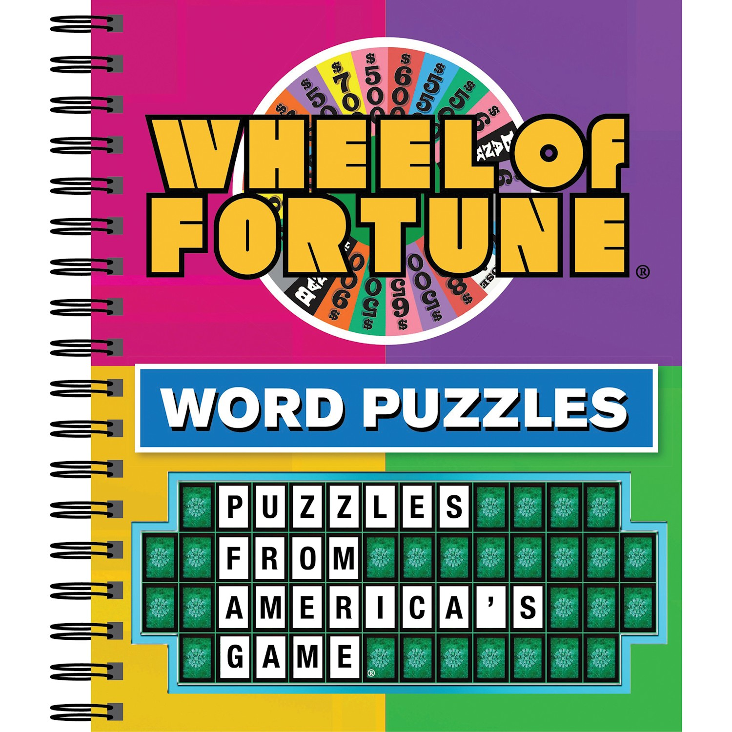 Wheel of Fortune Puzzles